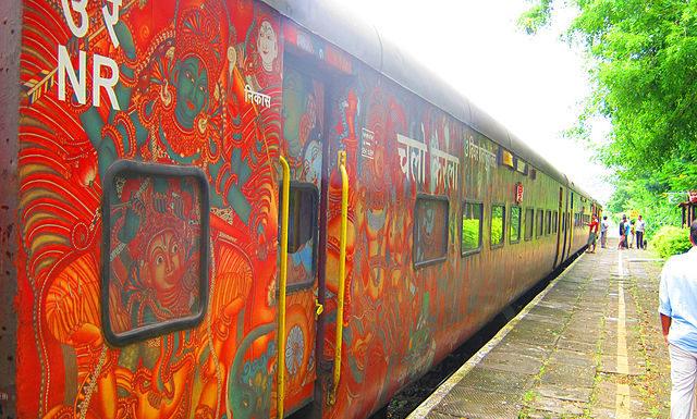 Rjdhani express