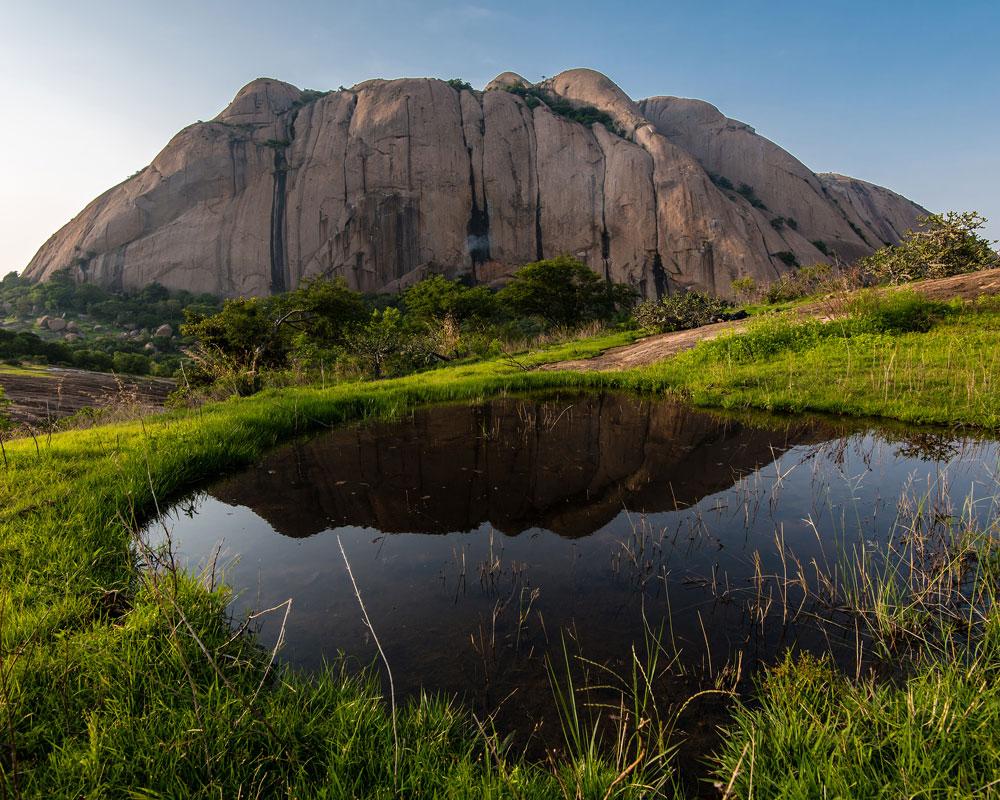 Savandurga Hill