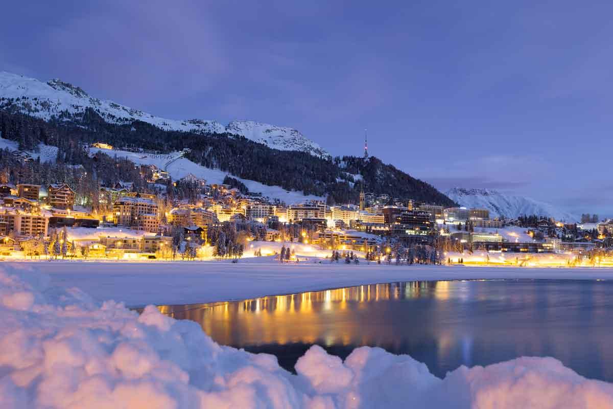St.Moritz-Switzerland