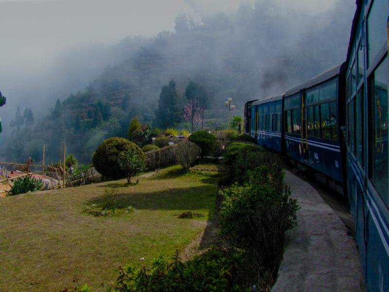 Take A Trip On The Darjeeling Himalayan Railway Toy Train