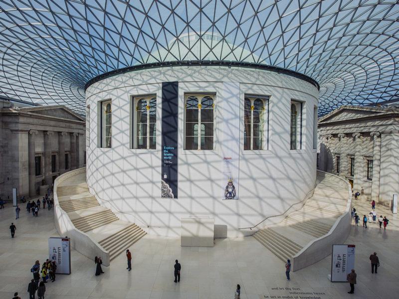 Paytm Virtual Travel - British Museum