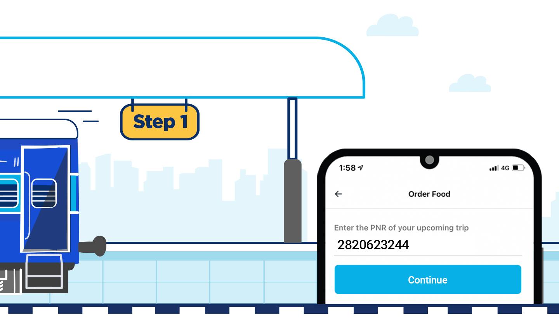 E-catering PNR number